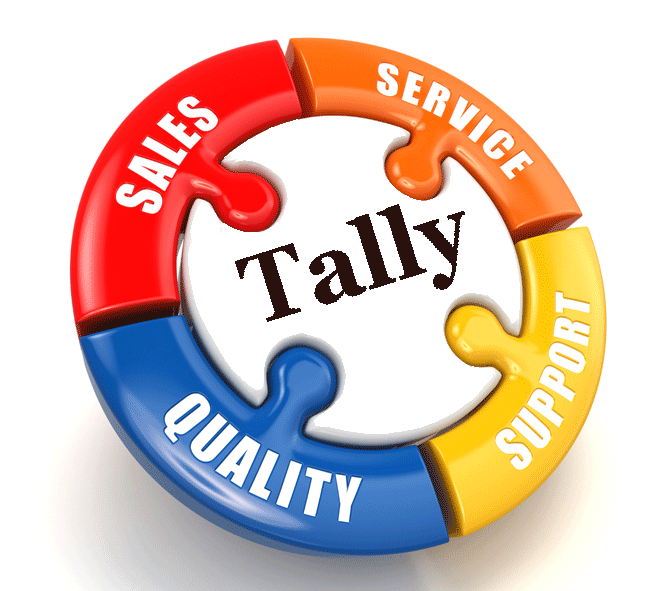 Tally Software Support in Sushant Lok